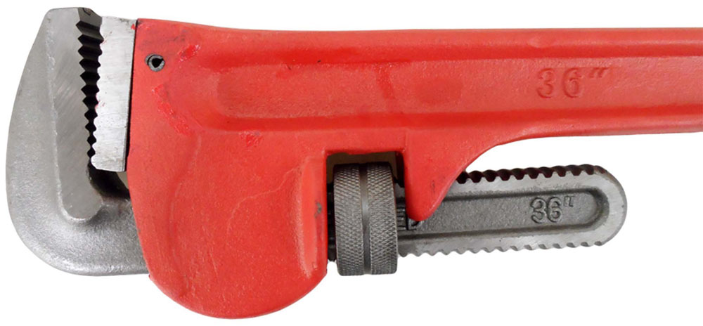 36 Inch Pipe Wrench Tp3636 Ebay